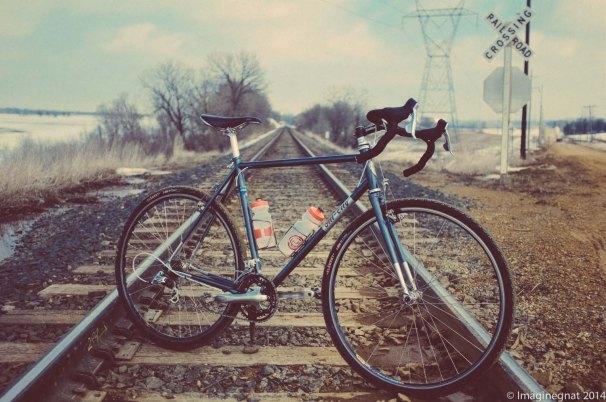 The break in ride - March 30, 2013