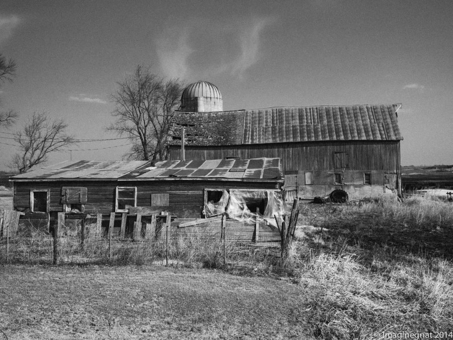 I like old barns