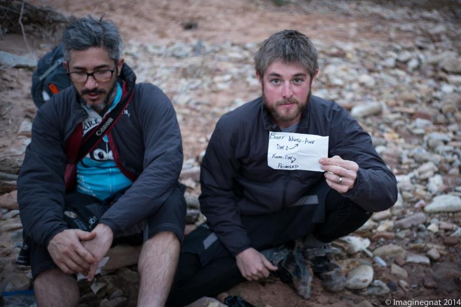 GNAT_DesertRamble_Postcard_BW