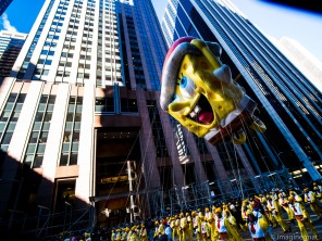 Spongebob - My favorite pic of the baloons